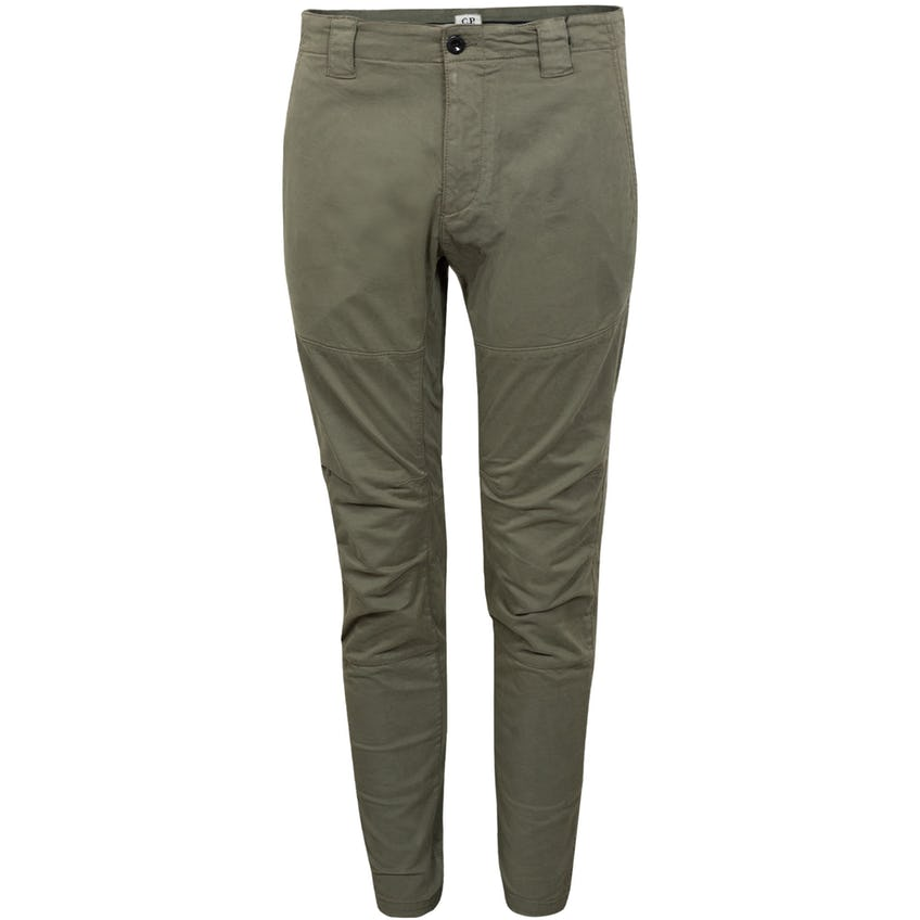 Stretch Sateen Ergonomic Pants Stone Grey 0