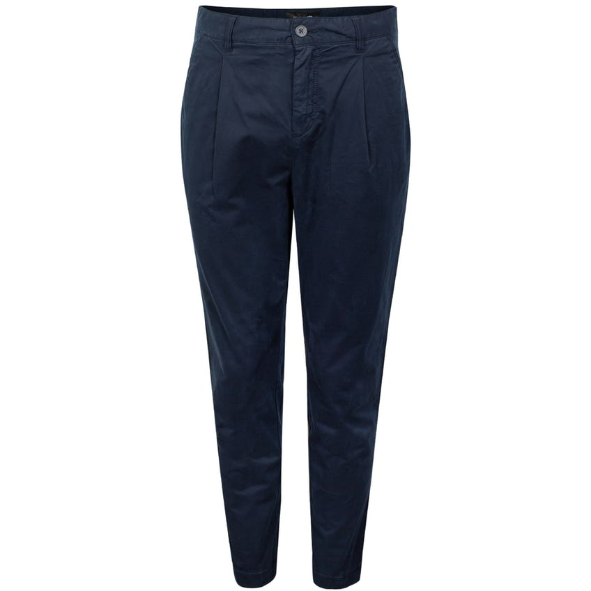 Front Pleat Trouser Dark Navy 0