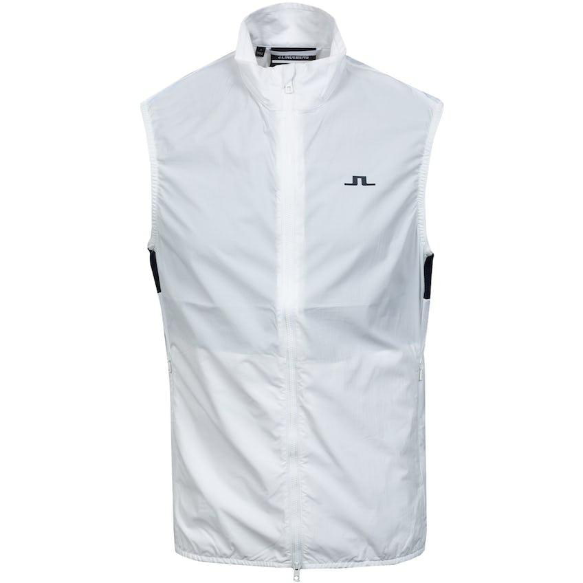 Dale Light Golf Vest White 0