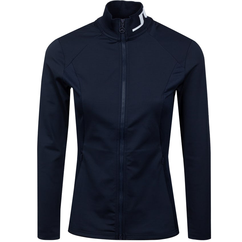 Womens Therese Golf Mid Layer JL Navy 0