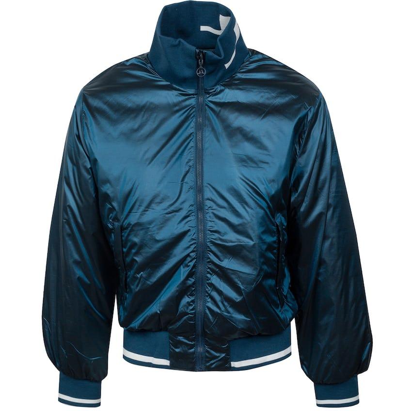 Womens Charli Padded Golf Jacket Orion Blue 0