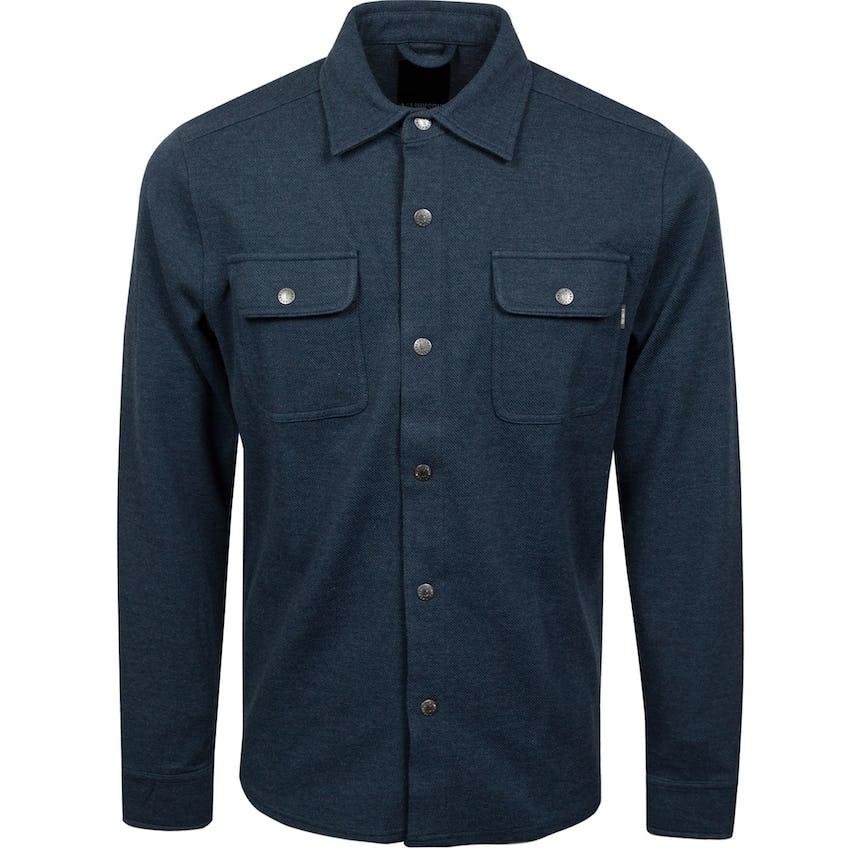 Wyeth Shirt Jacket Dark Navy 0