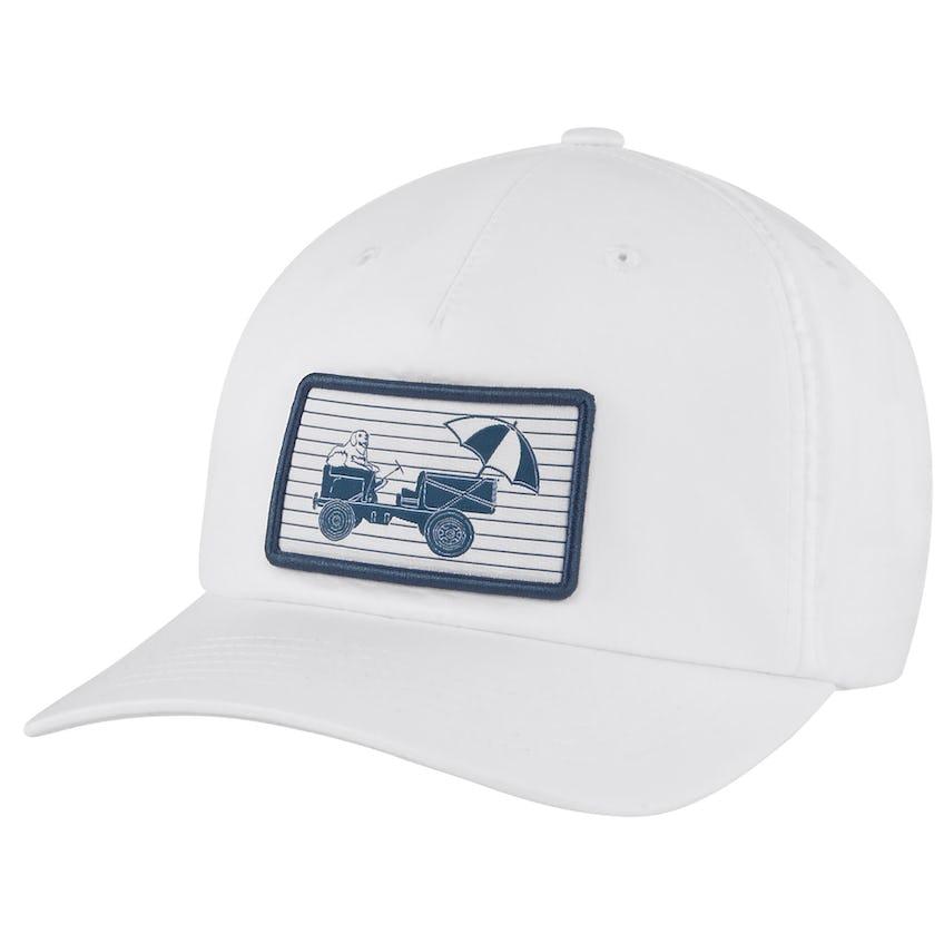 AP Man's Best Friend Snapback Cap Bright White/Legion Blue 0