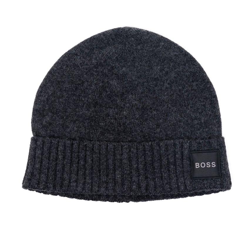 Akotanos Knit Hat Dark Grey 0
