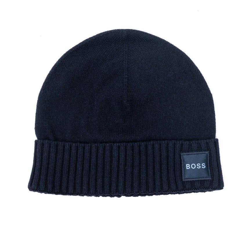 Akotanos Knit Hat Dark Blue 0