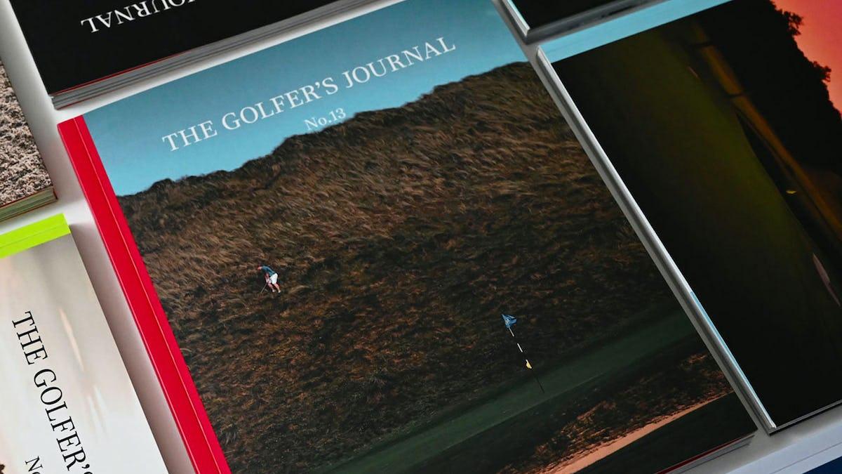 The Golfers Journal
