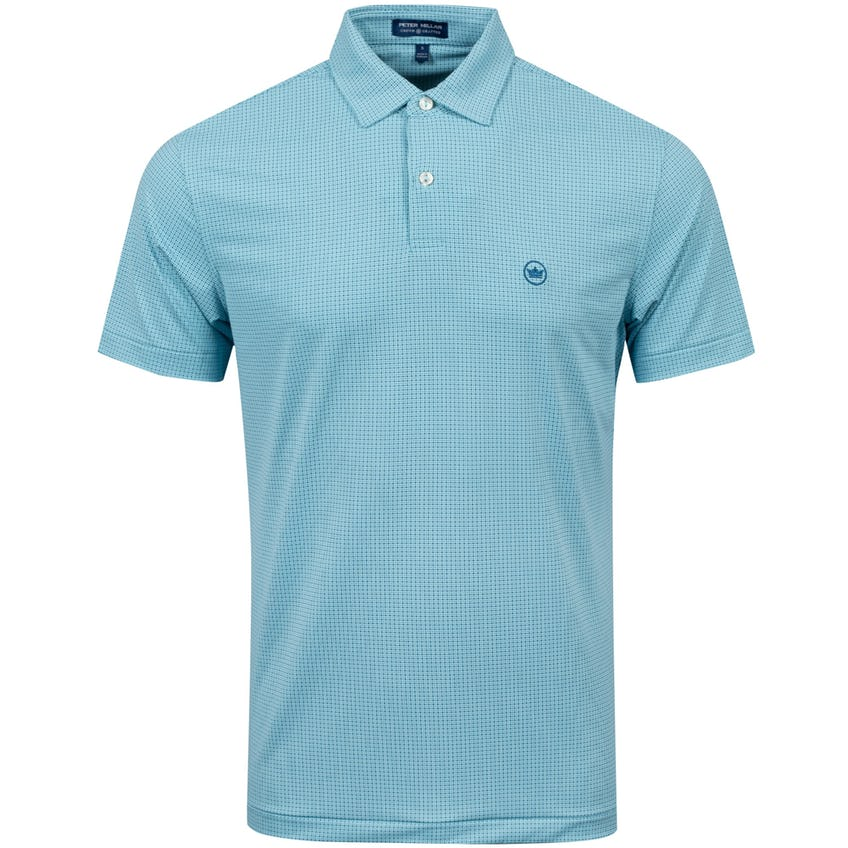 Reeves Performance Polo Cirrus Blue - AW20