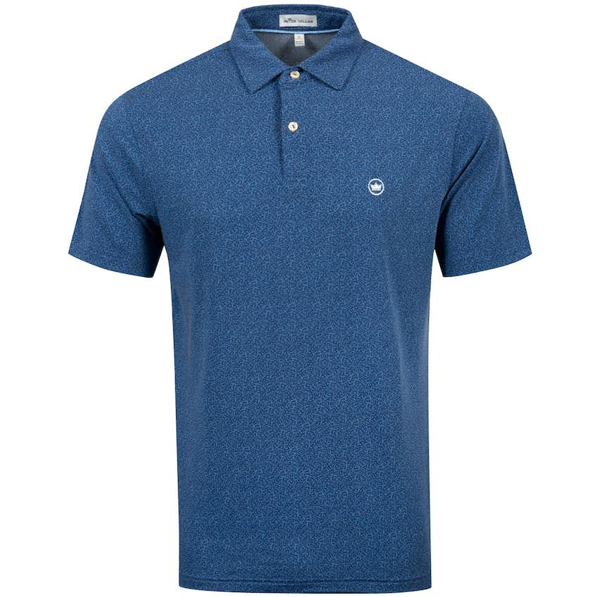 Drirelease Natural Touch Vine Polo Navy - AW20