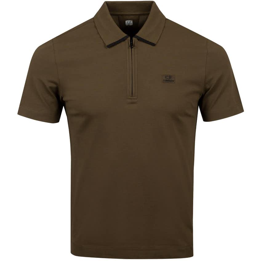 Short Sleeve Polo Ivy Green - AW20