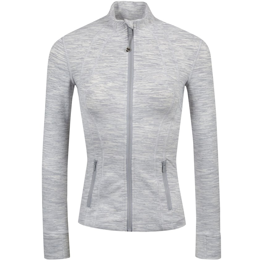 x TRENDYGOLF Womens Define Jacket Wee Are From Space Nimbus Battleship - 2021