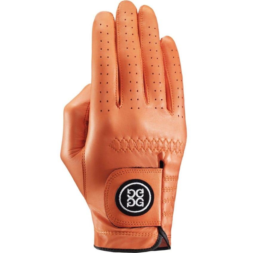 Womens Right Golf Glove Tangerine - 2021 0