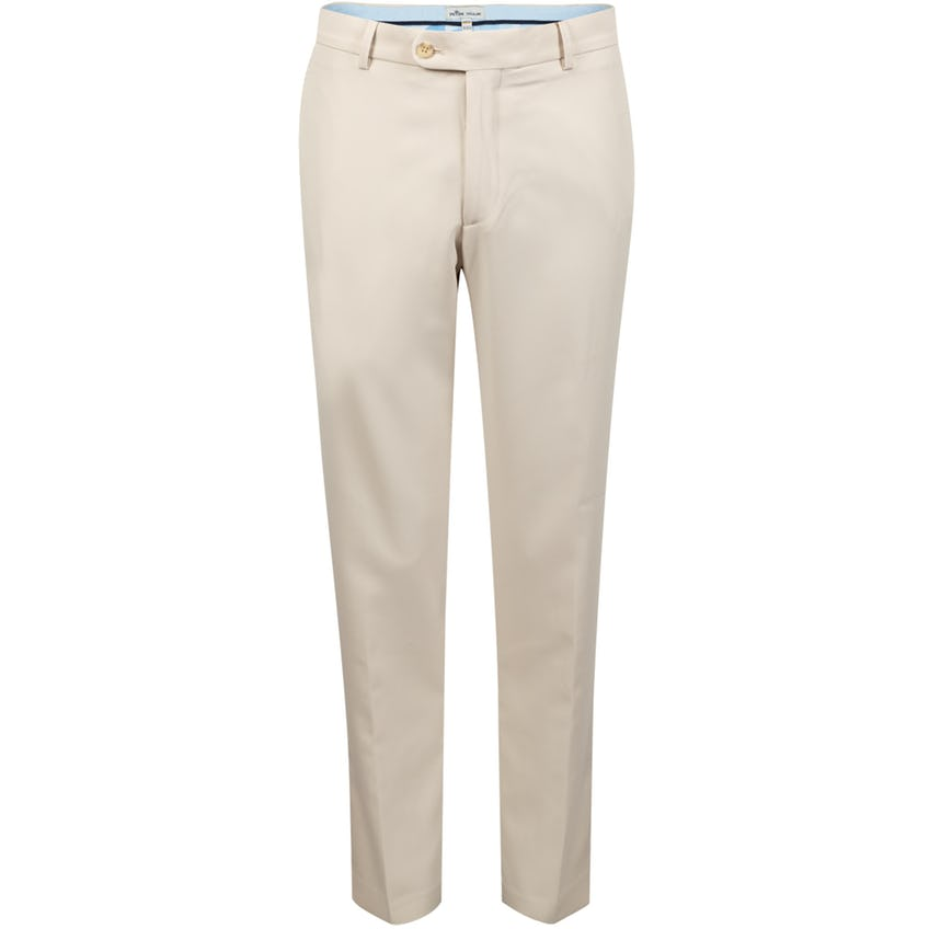 Durham High Drape Performance Pants Stone - SS20
