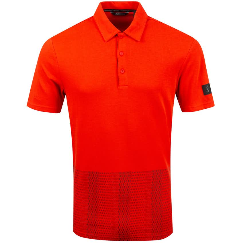 Adicross Novelty Print Polo Red - SS20