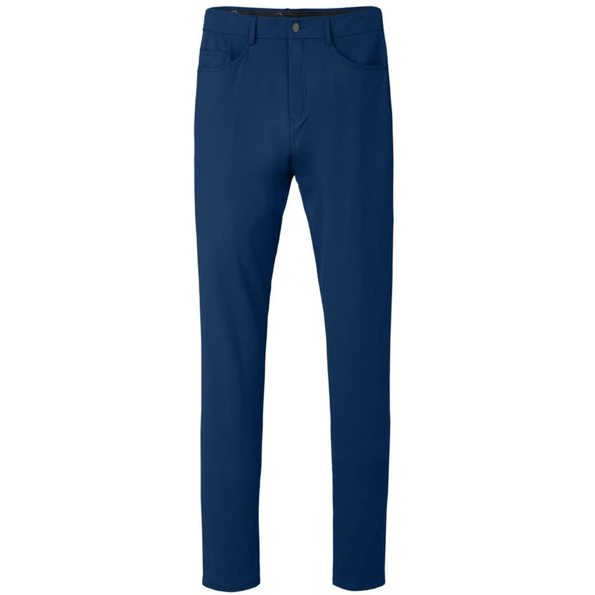 Ike Five Pocket Trousers Atlanta Blue - 2021