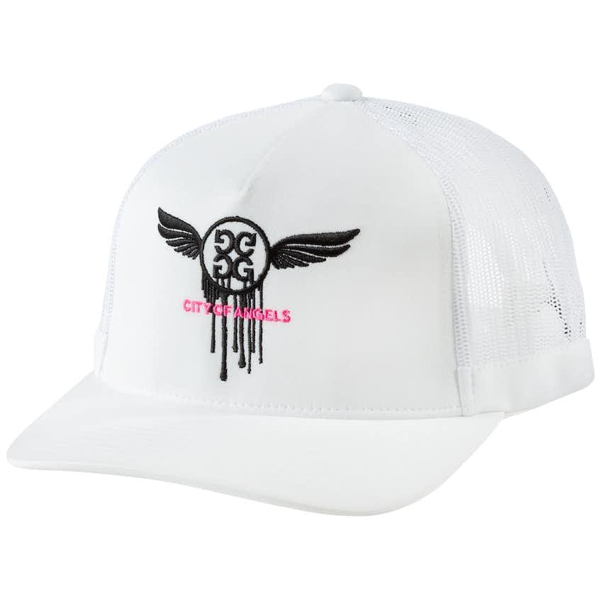 TRENDYGOLF LIVE x  Custom Cap Snow - SS20