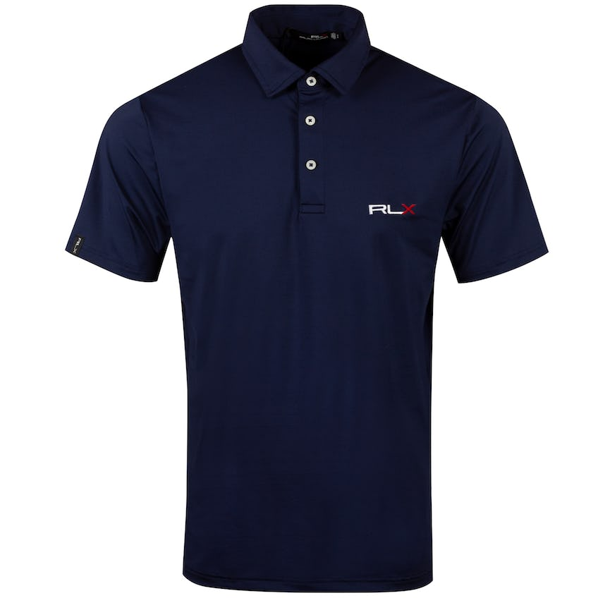 Solid Airflow Jersey French Navy - AW20