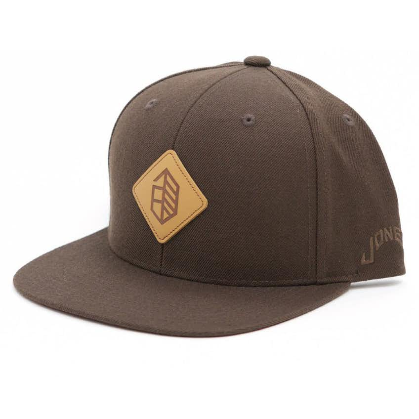 Utility Series Wool Snapback Brown - 2021