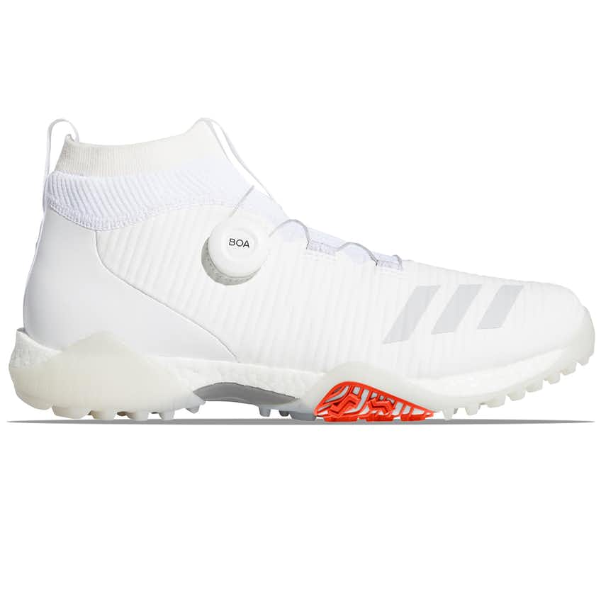 Code Chaos BOA Shoes White/Grey/Solar Red - 2021