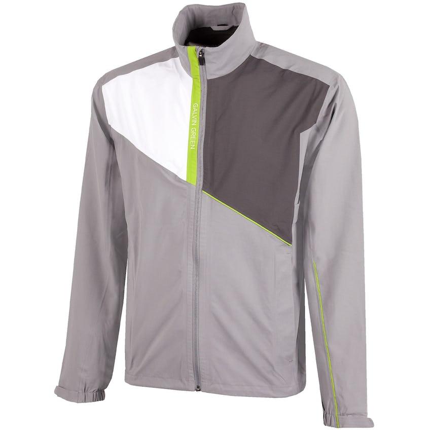 Apollo Gore-Tex Paclite Jacket Sharkskin/White/Iron Grey/Lime - SS20