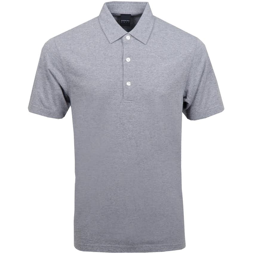 Natural Hand Polo Grey Heather - 2021