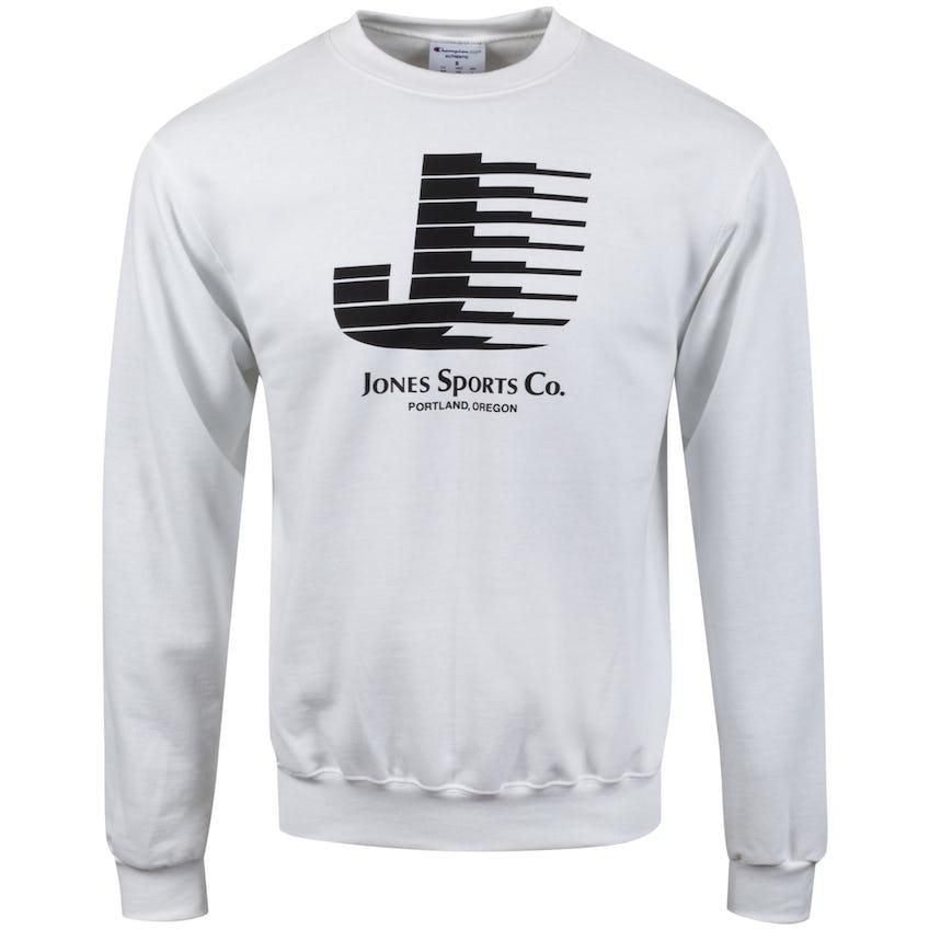 Flying J Sweatshirt White - SS20