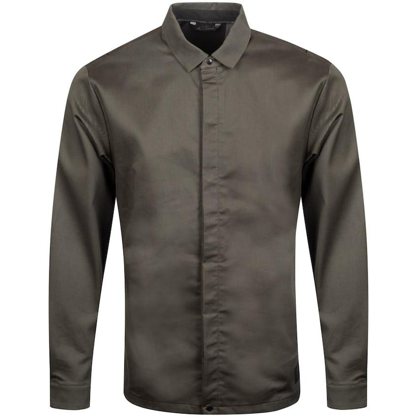 Adicross Shirt Jacket Legend Earth - AW19
