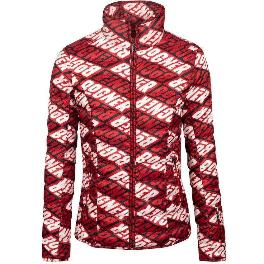 Womens Tilda-D Print Jacket Pink - AW19 0