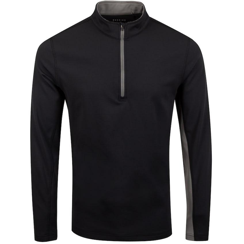 Ellary Quarter Zip Black/Charcoal - SS20 0