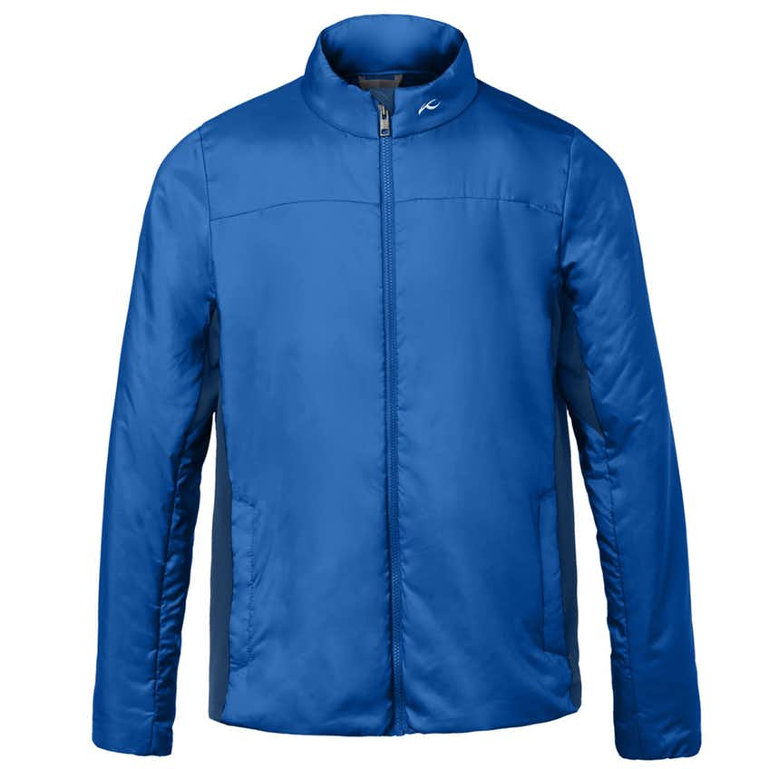 Junior Boys Radiation Jacket Strong Blue/Atlanta Blue - SS20