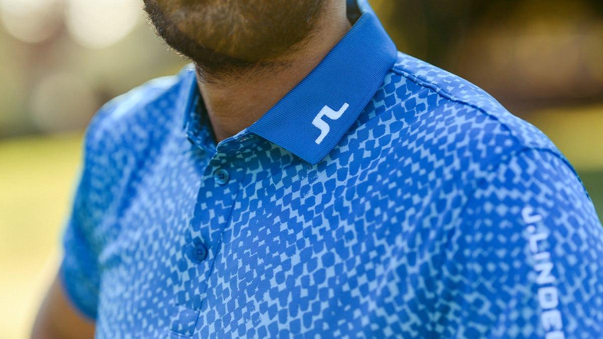 J.Lindeberg Polo Shirts