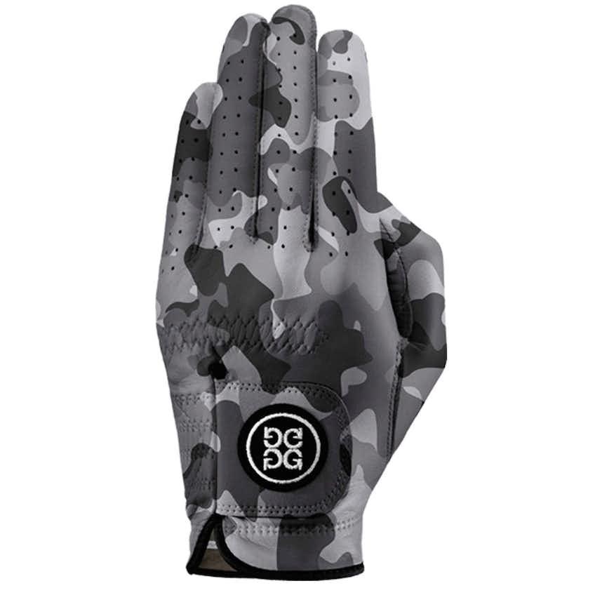 Mens Left Glove Delta Force Camo Charcoal - 2021