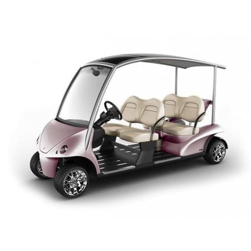 Desert Collection Courtesy 4 in Rose Sands (Four Seater)