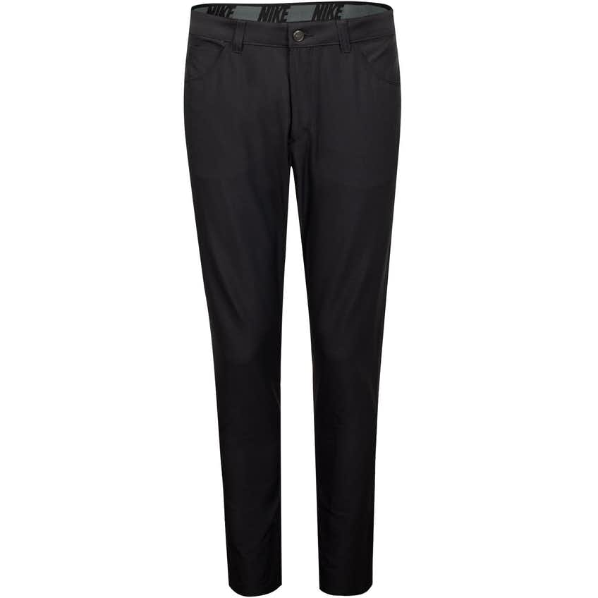 Flex Slim Six Pocket Pants Black - 2021