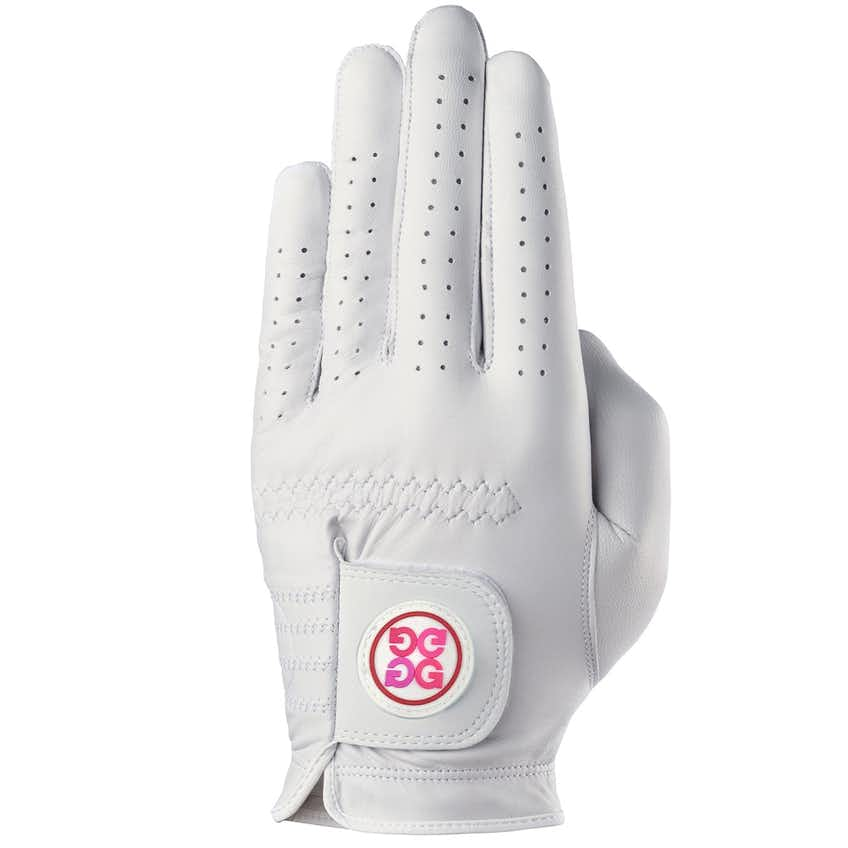 Limited Edition Seasonal Left Glove Snow/Flamingo - 2021