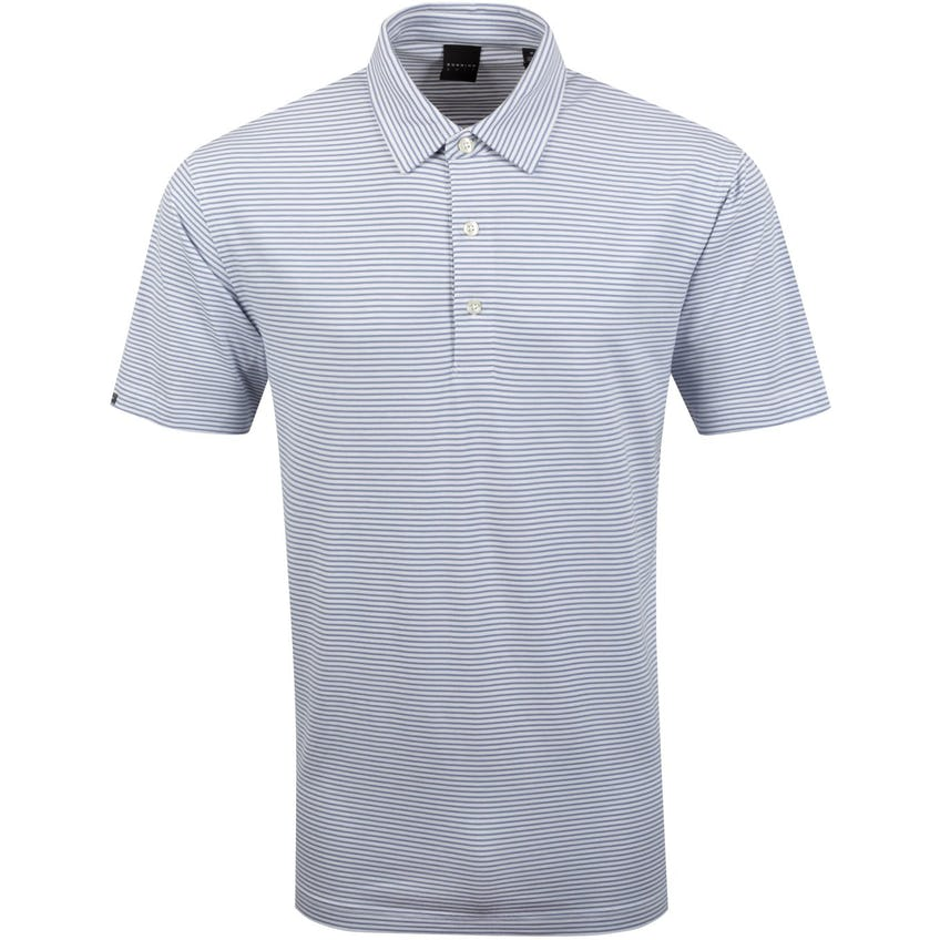 Roslin Golf Polo White/Eber - SS20