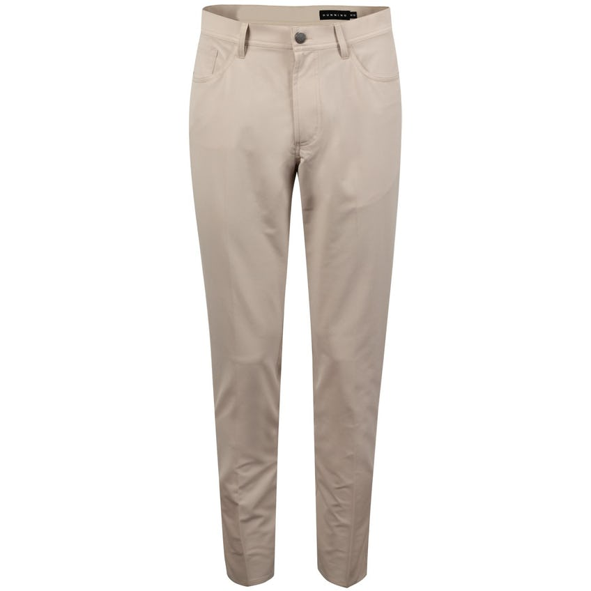 Hemisphere Five Pocket Golf Pants Tan - SS20