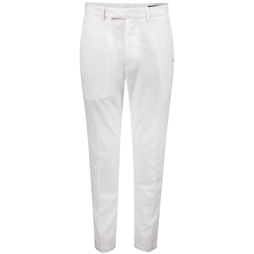 Lightweight Stretch Cypress Pants Pure White - SS20