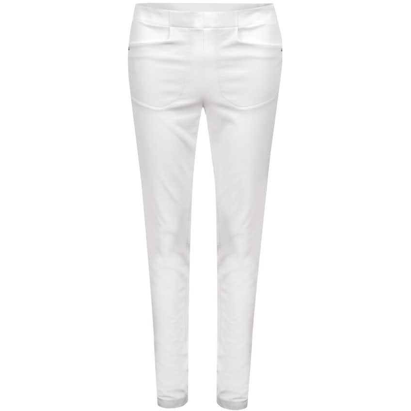 Womens Eagle Pants Pure White - SS20