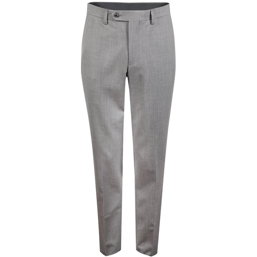 1857 Stretch Wool Trousers Heather Grey - SS20