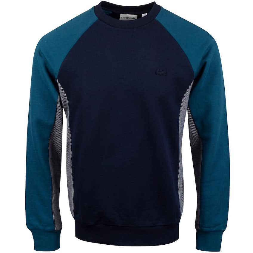 Colorblock Sweatshirt Navy - SS20