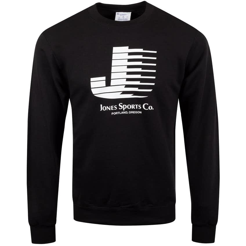 Flying J Sweatshirt Black - SS20