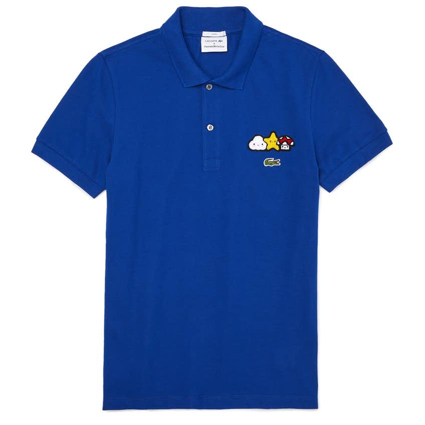 Friends Animation Polo Navy - SS20