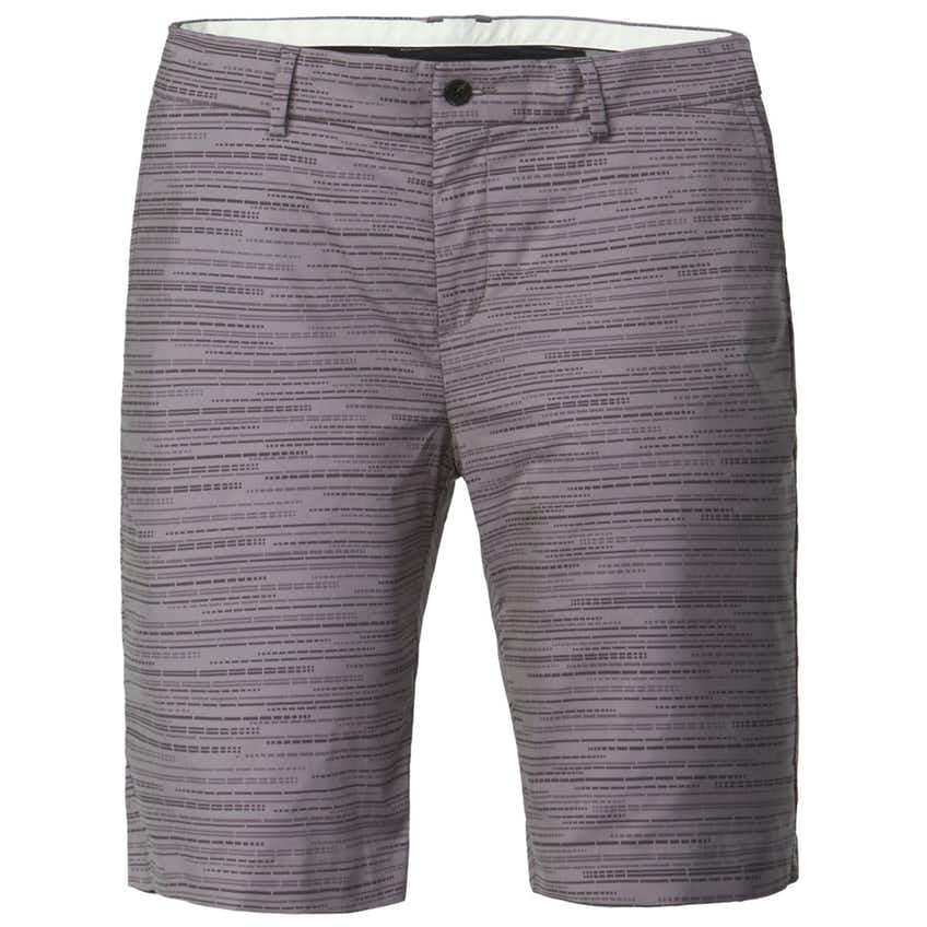 Inaction Printed Shorts Steel Grey - SS20