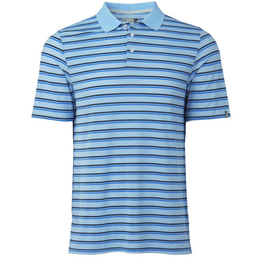 Luis Multi Stripe Polo Bermudas Blue - SS20