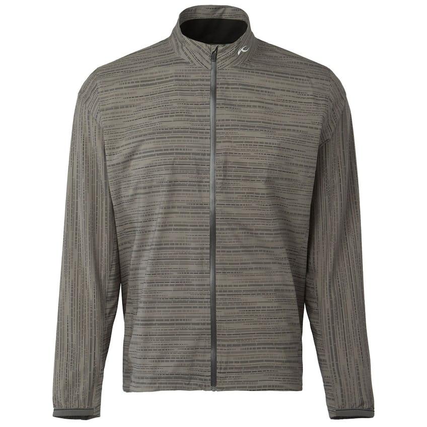 Dexter 2.5L Printed Jacket Steel Grey - SS20