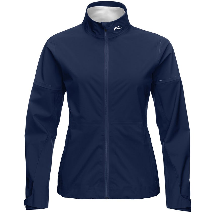 Womens Pro 3L Jacket Atlanta Blue - 2021