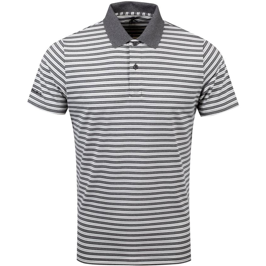 Bonobos Performance Stripe Polo Grey Hayden Stripe - SS20