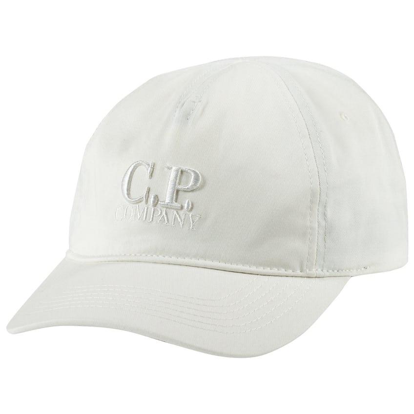 Baseball Cap Gauze White - SS20