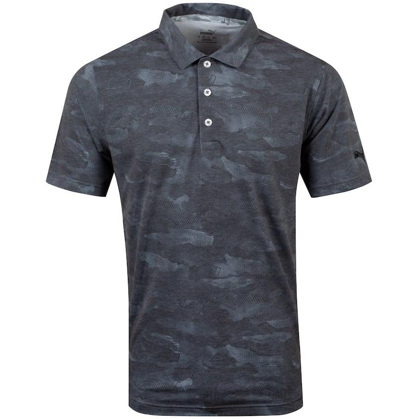 Solarized Camo Polo Shirt Black - AW20 0