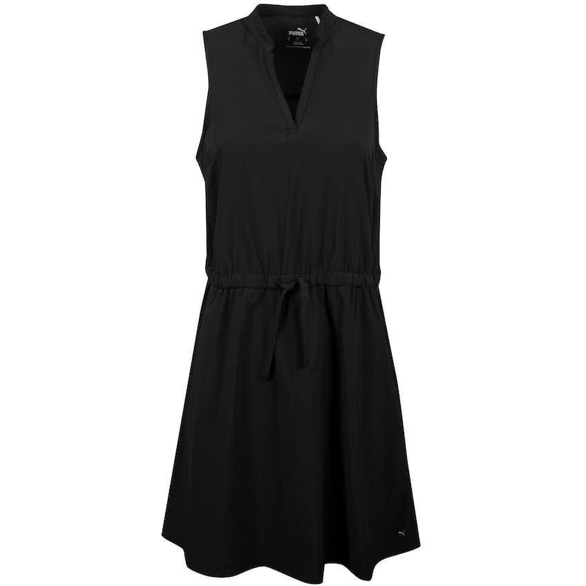 Womens Newport Dress Black - AW20